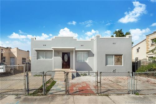 Photo of Listing MLS a10818637 in 3504 NW 19th Ave Miami FL 33142