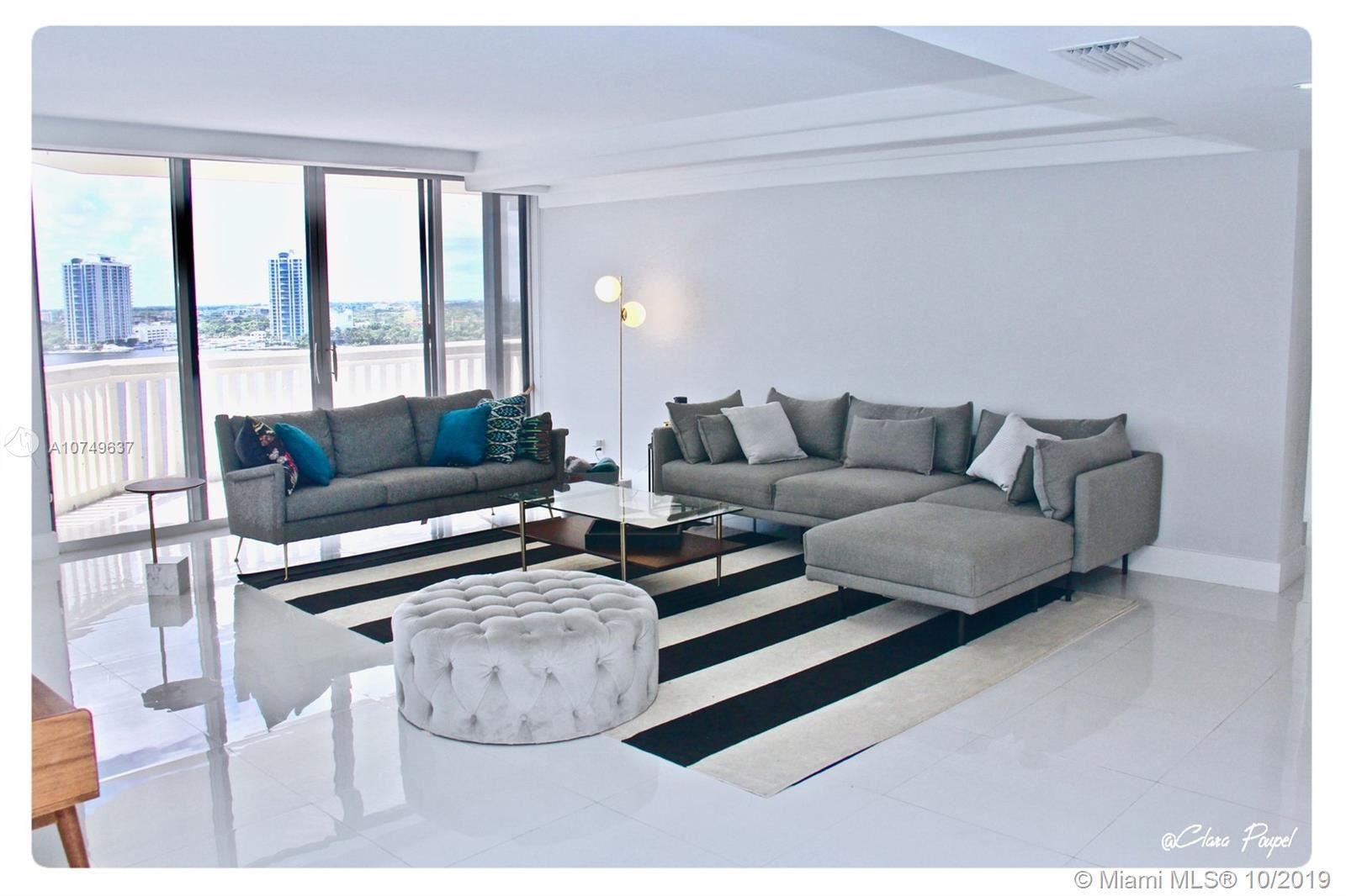 1000 W Island Blvd #1502, Aventura, FL 33160 - #: A10749637