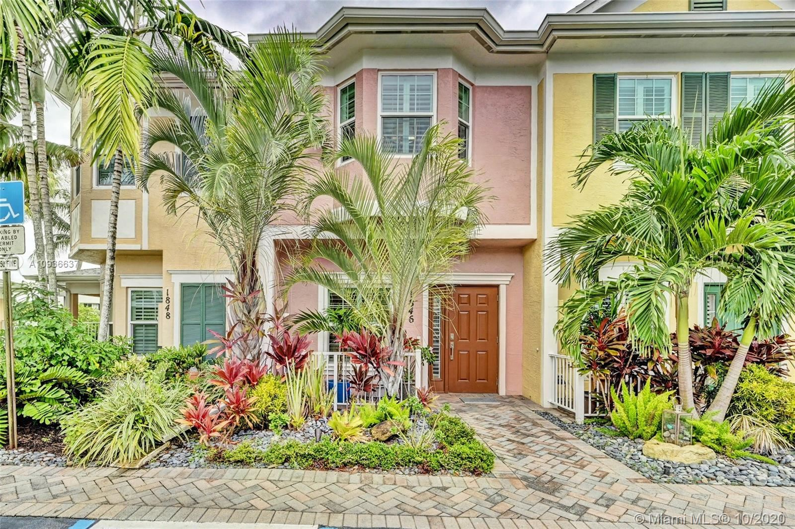 1846 N Dixie Hwy #1846, Fort Lauderdale, FL 33305 - #: A10936637