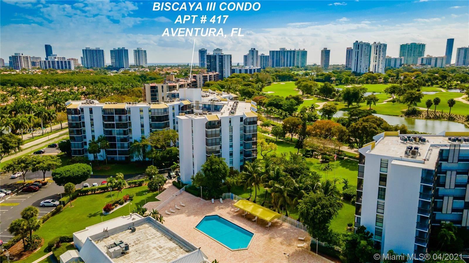 20500 W Country Club Dr #417, Aventura, FL 33180 - #: A11022637