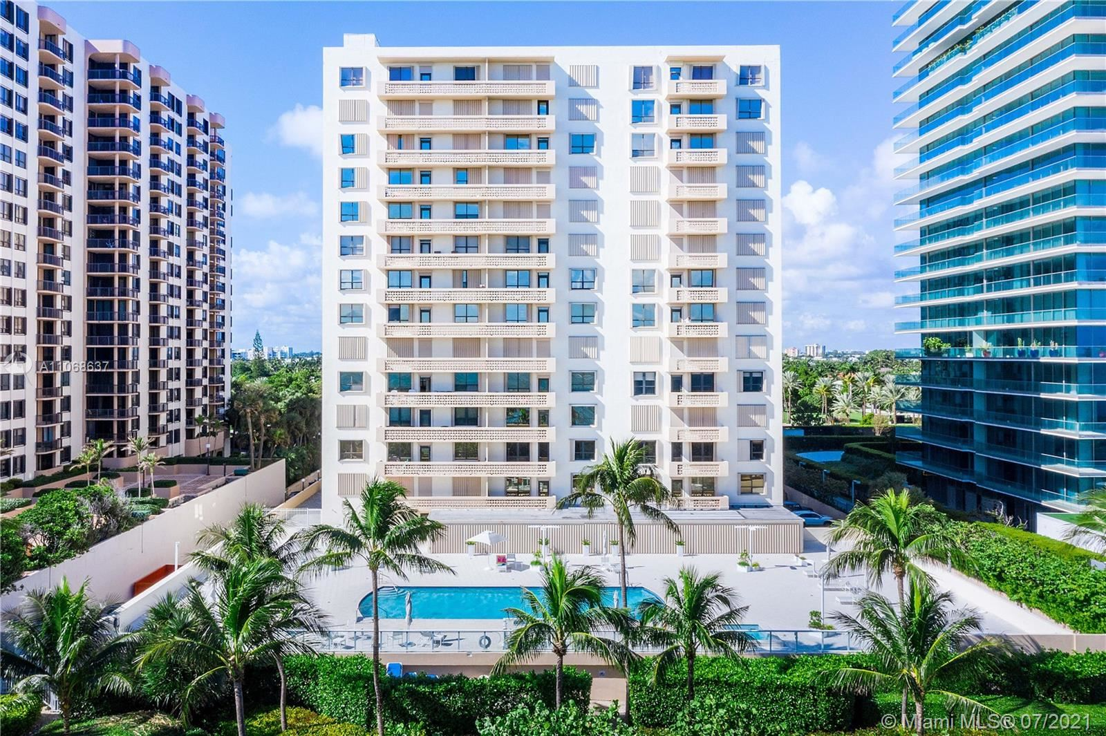 Photo of 10185 Collins Ave #1022, Bal Harbour, FL 33154 (MLS # A11068637)