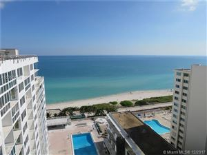 Photo of 5401 Collins Ave #PH2, Miami Beach, FL 33140 (MLS # A10391638)