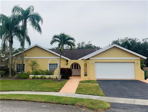 Photo of Listing MLS a10810638 in 11802 SW 59th Ct Cooper City FL 33330