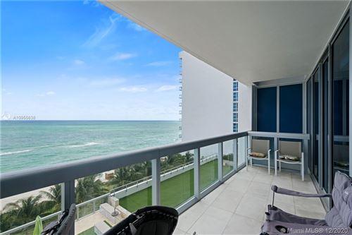 Photo of 6899 Collins Ave #807, Miami Beach, FL 33141 (MLS # A10955638)
