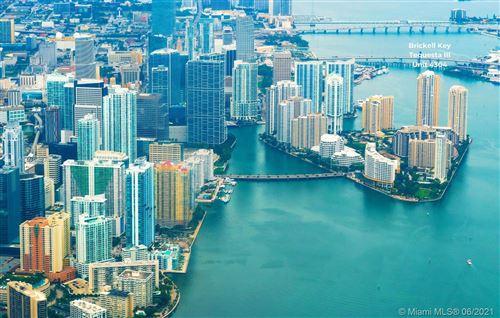 Photo of 848 Brickell Key Dr #4304, Miami, FL 33131 (MLS # A10982638)