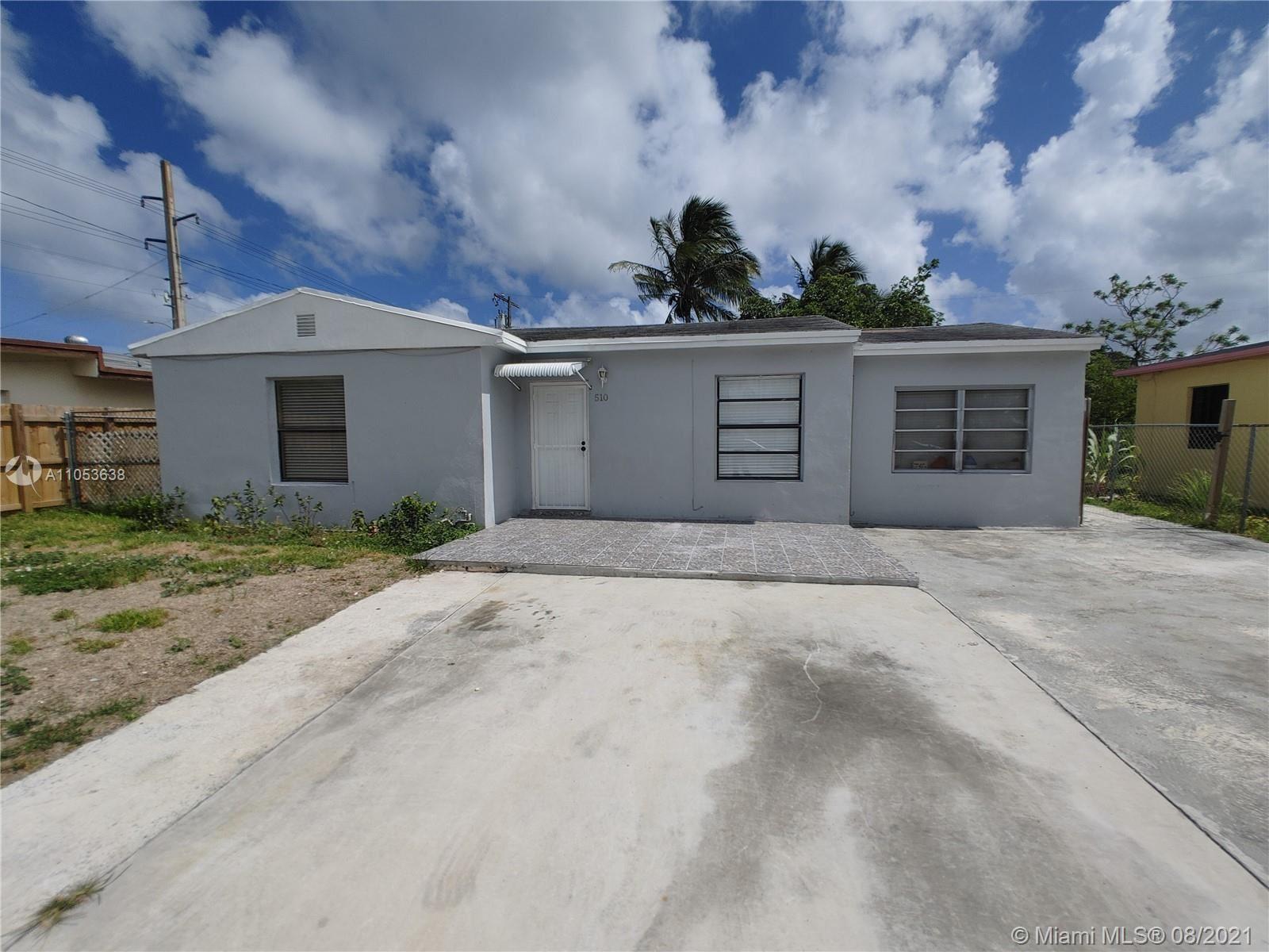 510 NW 108th St, Miami, FL 33168 - #: A11053638