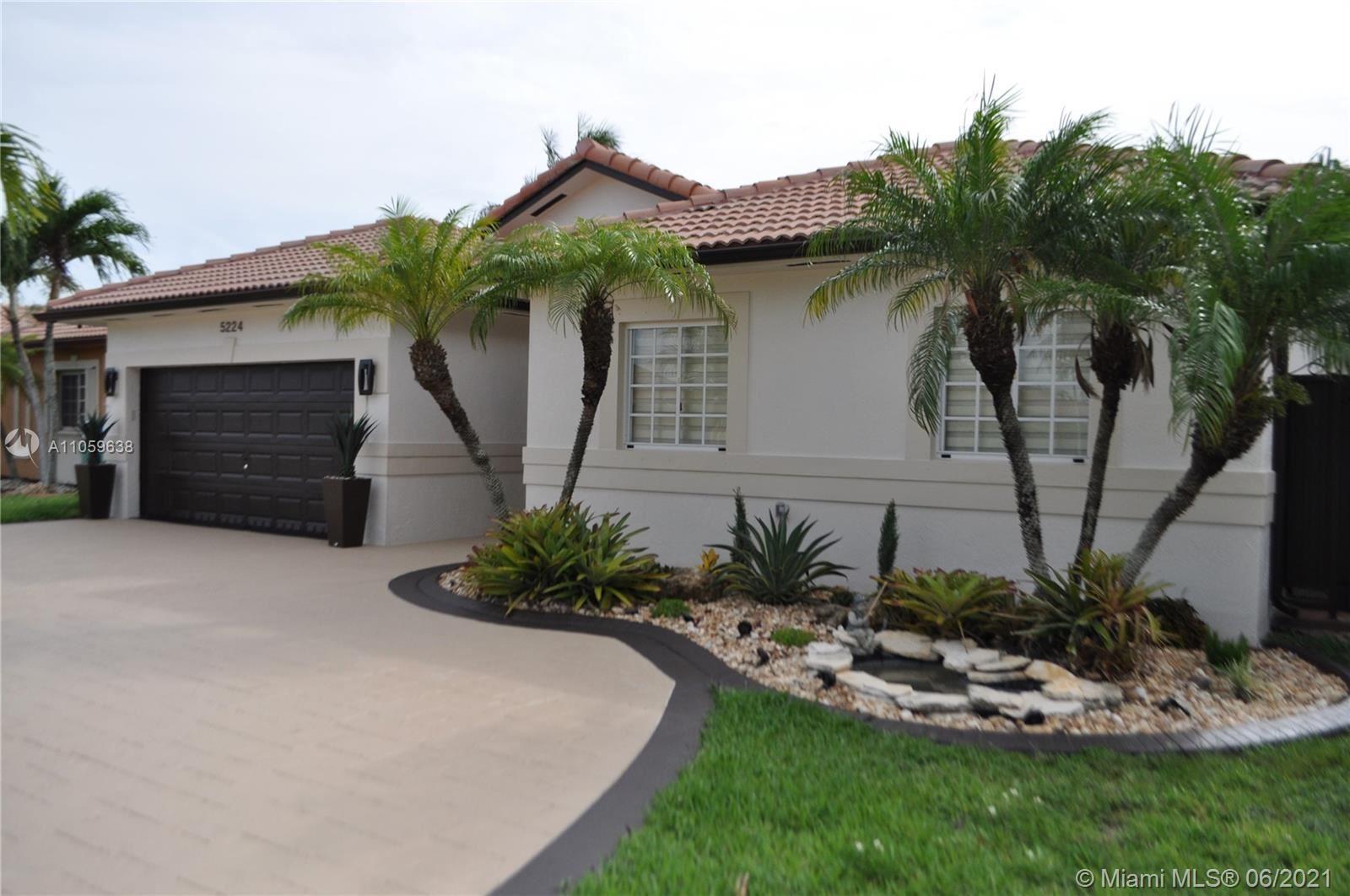 5224 SW 159th Ct, Miami, FL 33185 - #: A11059638