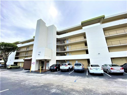 Photo of 8870 Fontainebleau Blvd #201, Miami, FL 33172 (MLS # A10925639)