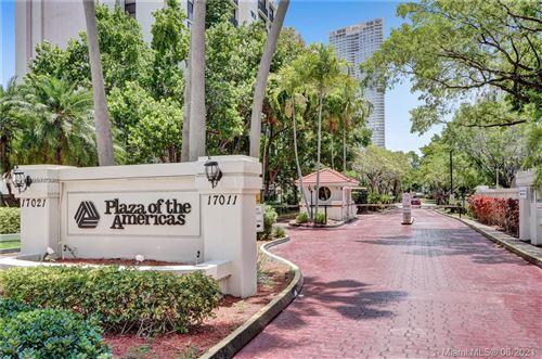 Photo of 17021 N Bay Rd #112, Sunny Isles Beach, FL 33160 (MLS # A11057639)