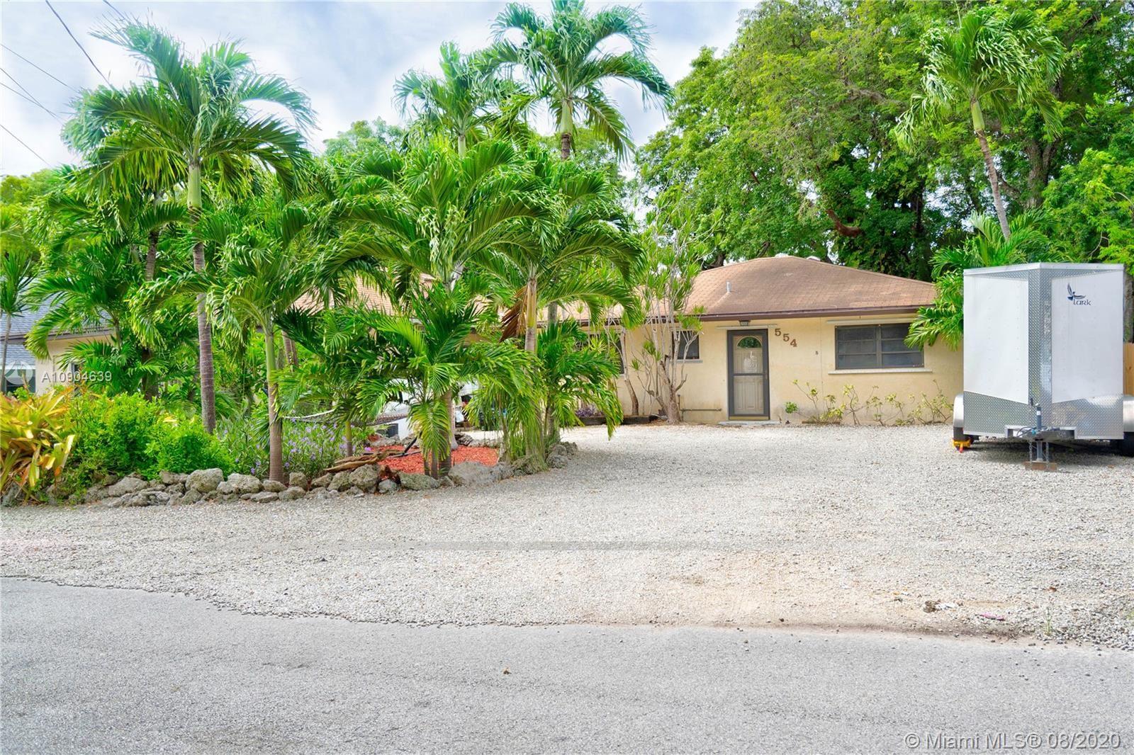 554 Palm Dr, Key Largo, FL 33037 - #: A10904639