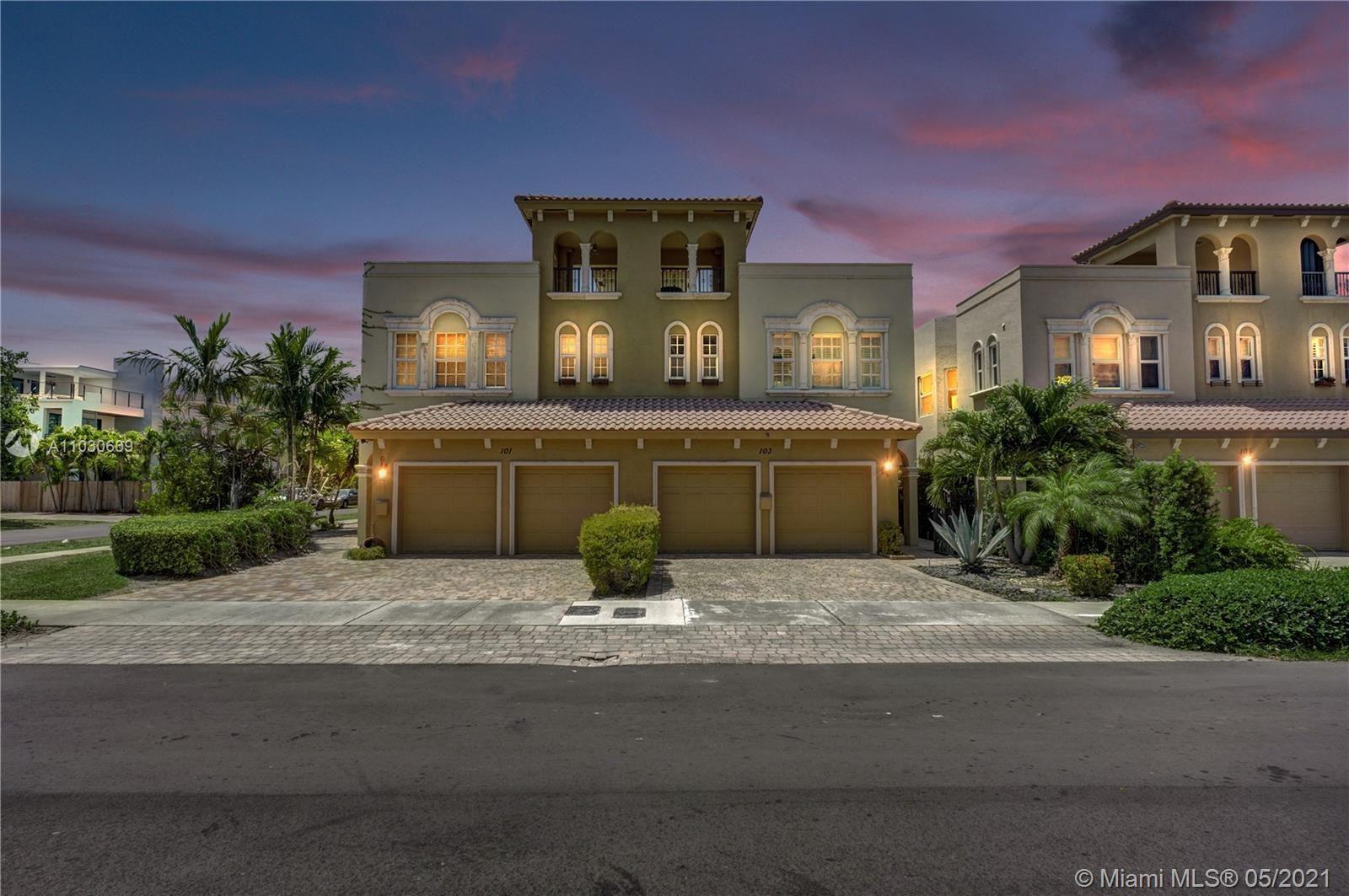 103 NE 13th Ave #103, Fort Lauderdale, FL 33301 - #: A11030639
