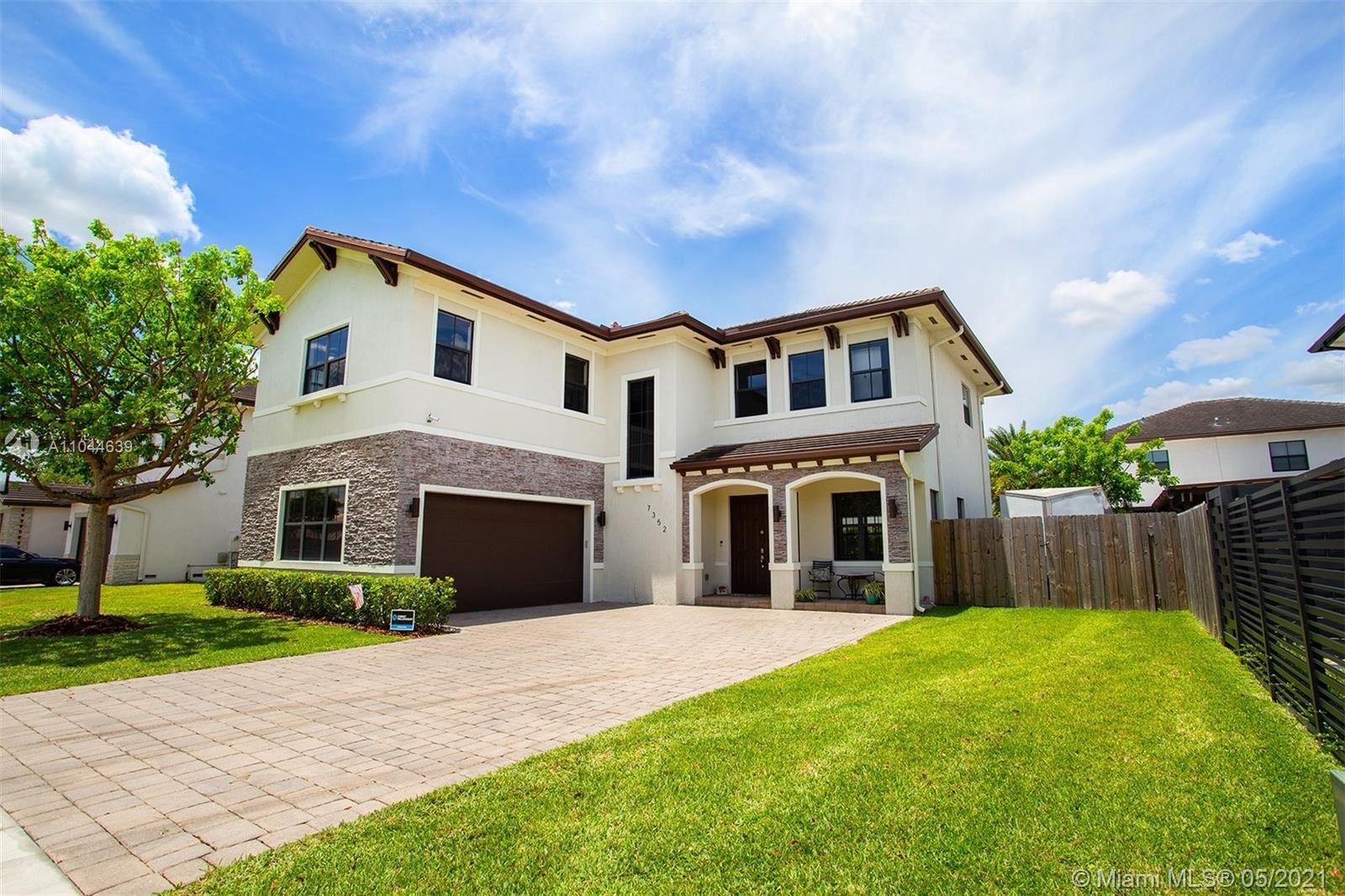 7352 SW 163rd Ct, Miami, FL 33193 - #: A11044639