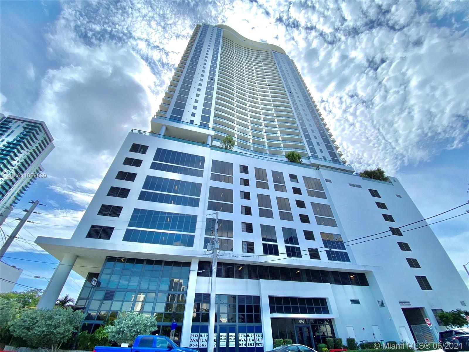 1600 NE 1st Ave #1112, Miami, FL 33132 - #: A11059639