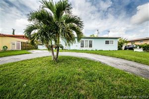 Photo of Listing MLS a10553640 in 19810 NW 12th Ave Miami Gardens FL 33169