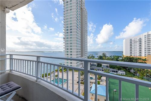 Photo of 770 Claughton Island Dr #1008, Miami, FL 33131 (MLS # A10727640)
