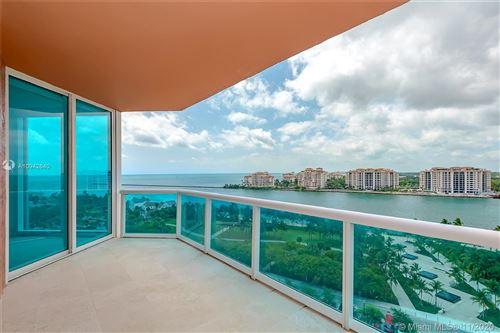 Photo of 300 S Pointe Dr #1203, Miami Beach, FL 33139 (MLS # A10942640)
