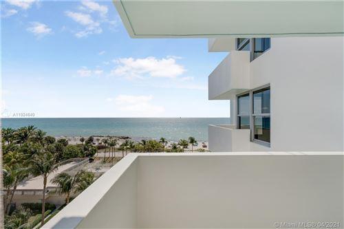 Photo of 2899 Collins Ave #827, Miami Beach, FL 33140 (MLS # A11024640)