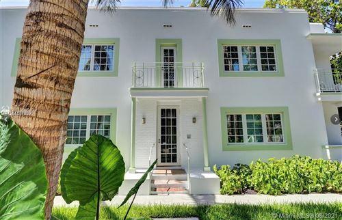Photo of 1205 Meridian Ave #2, Miami Beach, FL 33139 (MLS # A11058640)