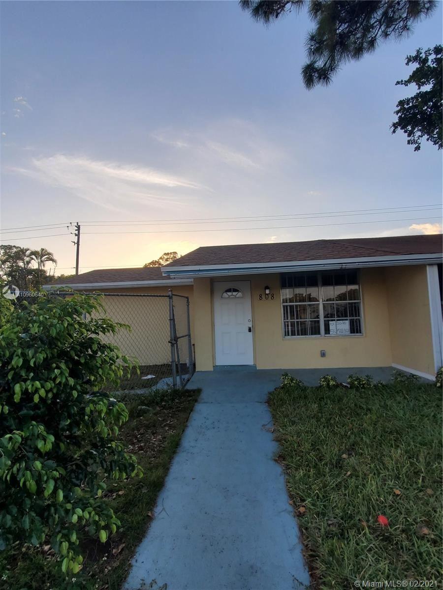 808 W Ilene Rd W, West Palm Beach, FL 33415 - #: A10960640