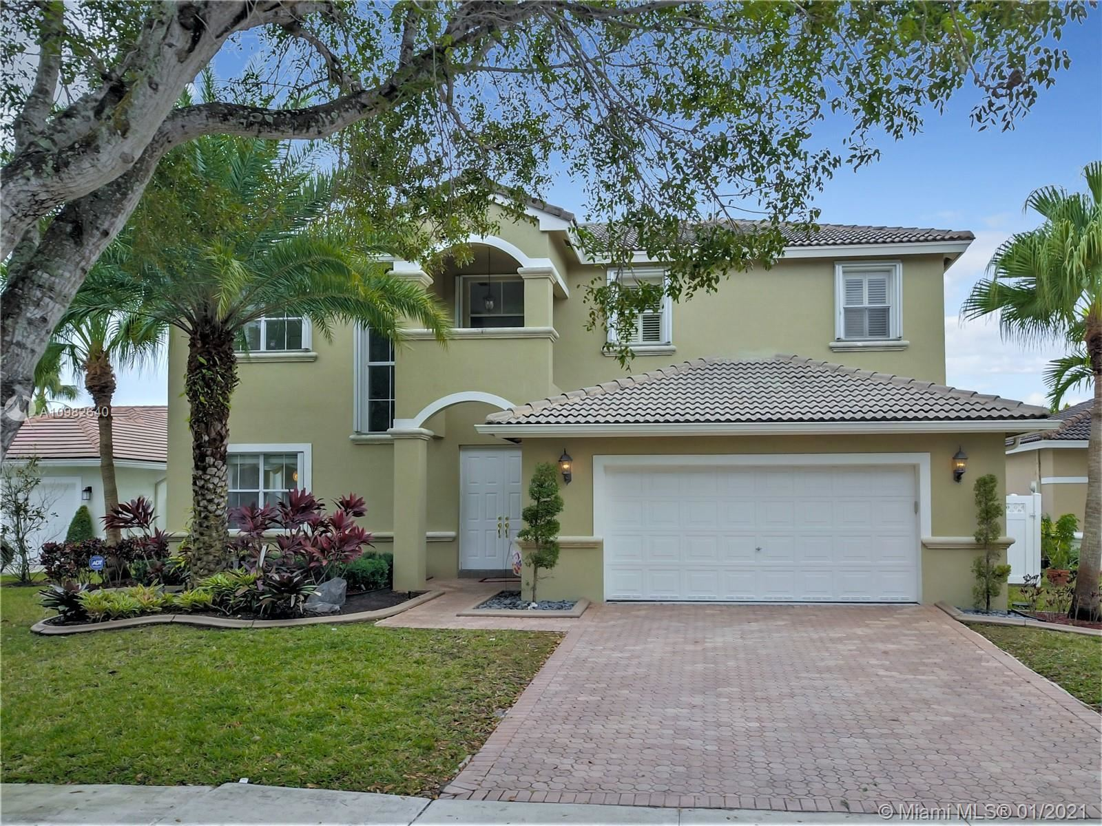 2327 NW 187th Ave, Pembroke Pines, FL 33029 - #: A10982640