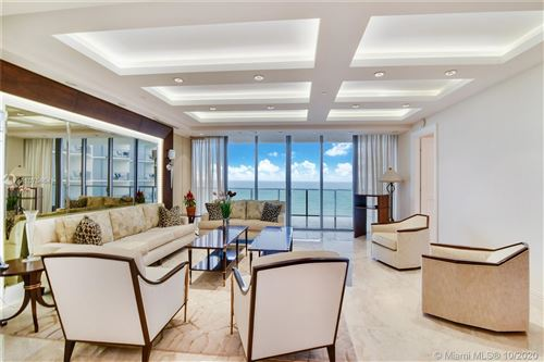 Photo of 9705 COLLINS AV #1103N, Bal Harbour, FL 33154 (MLS # A10754641)