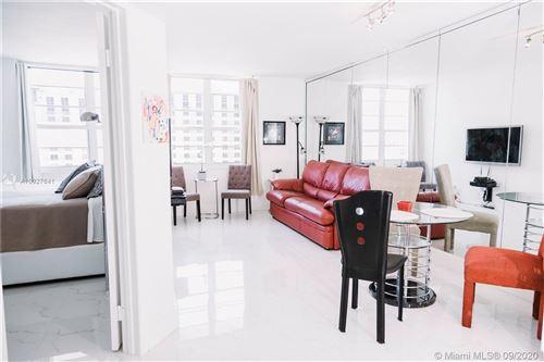 Photo of 100 Lincoln Rd #1526, Miami Beach, FL 33139 (MLS # A10927641)