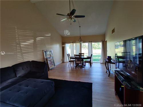Photo of 7145 W Sunrise Blvd #7145, Plantation, FL 33313 (MLS # A10964641)