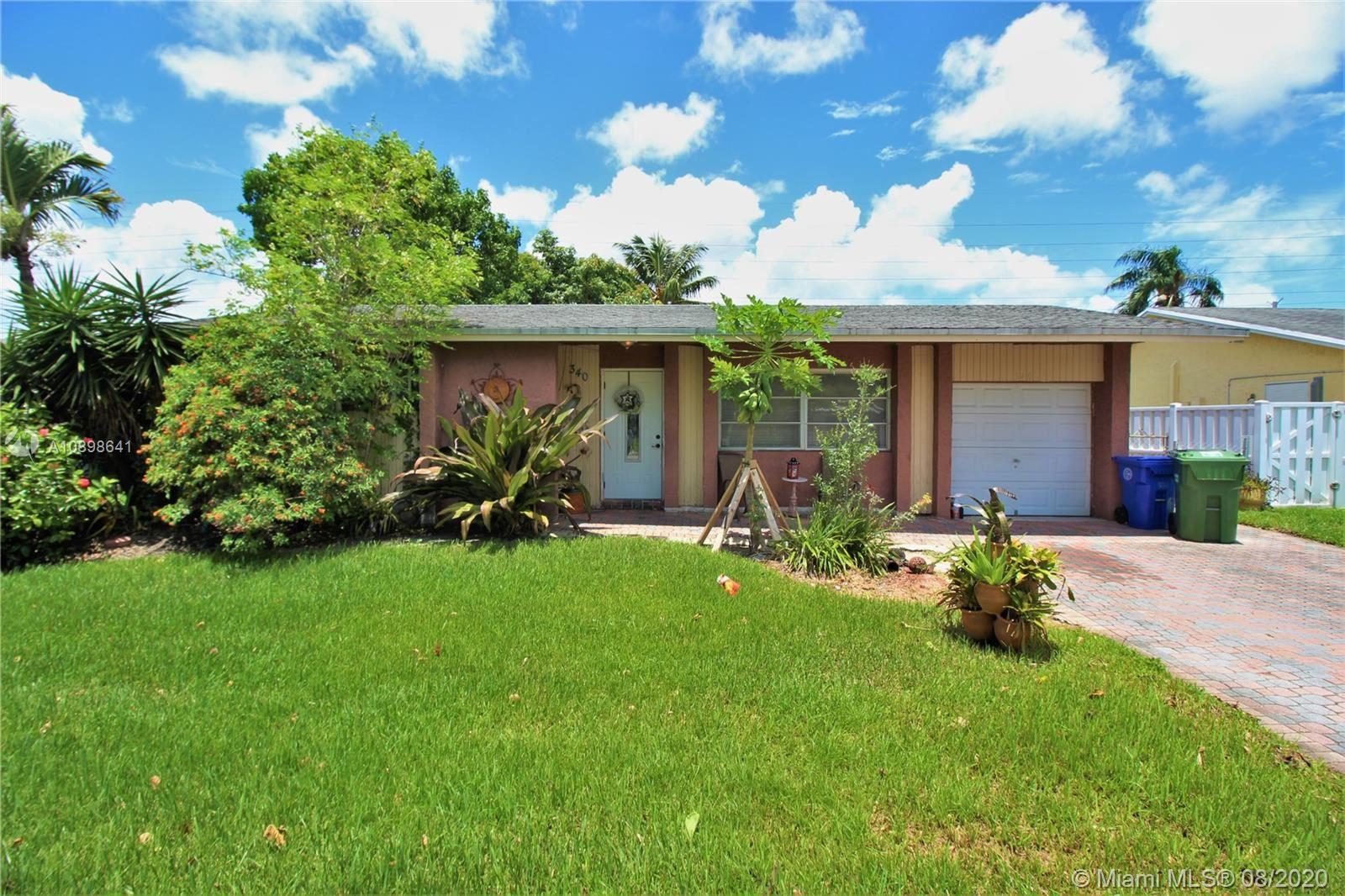 340 NW 99th Way, Pembroke Pines, FL 33024 - #: A10898641