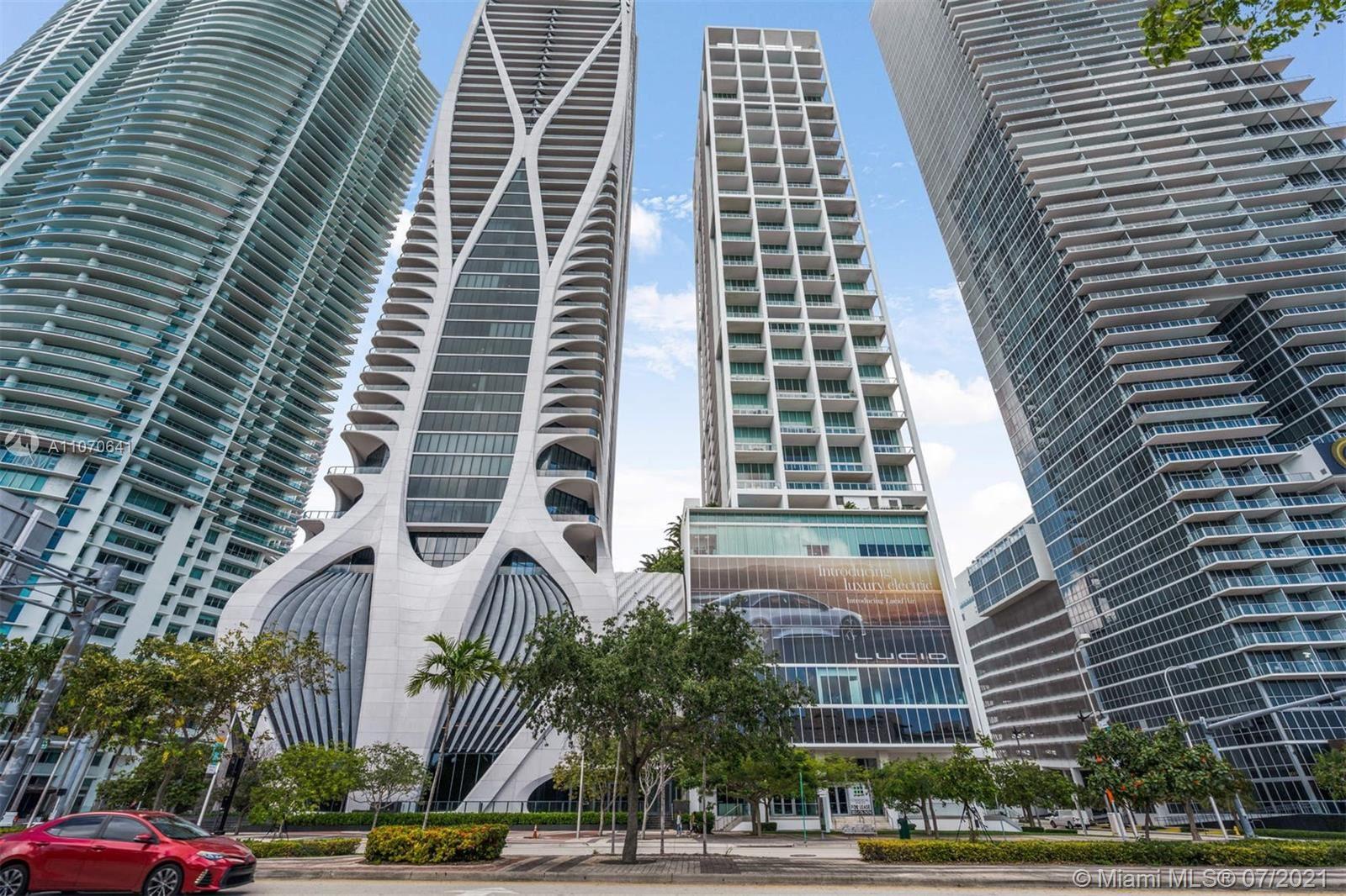 1040 Biscayne Blvd #2707, Miami, FL 33132 - #: A11070641
