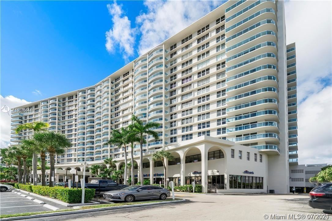 Photo of 3800 S Ocean Dr #1207, Hollywood, FL 33019 (MLS # A11075641)