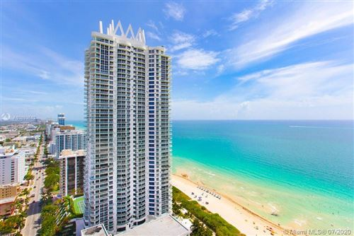 Photo of 6365 Collins Ave #4204, Miami Beach, FL 33141 (MLS # A10893642)