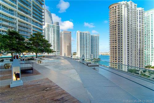 Photo of 485 Brickell Ave #4009, Miami, FL 33131 (MLS # A10942642)