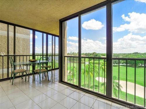 Photo of 16300 Golf Club Rd #615, Weston, FL 33326 (MLS # A11097642)