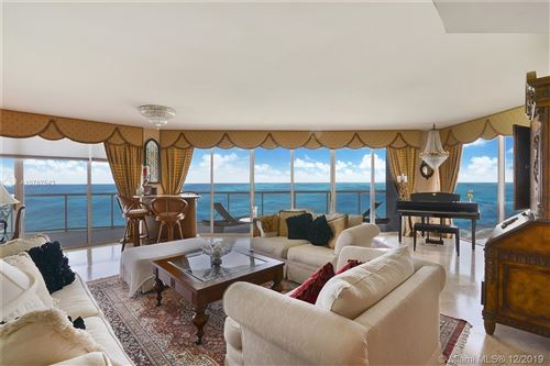 Photo of 18671 Collins Ave #2701, Sunny Isles Beach, FL 33160 (MLS # A10787643)