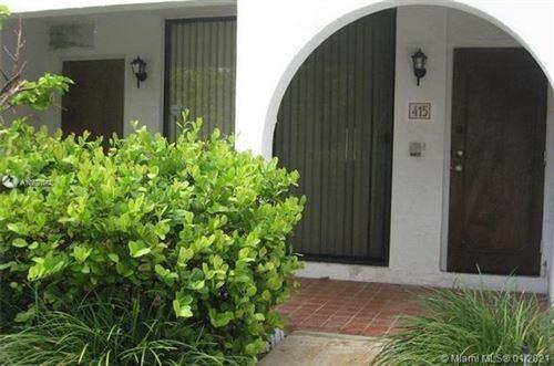 Photo of 350 Grapetree Dr #415, Key Biscayne, FL 33149 (MLS # A10977643)