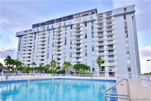 Photo of 13499 Biscayne Blvd #1205, North Miami, FL 33181 (MLS # A11022643)