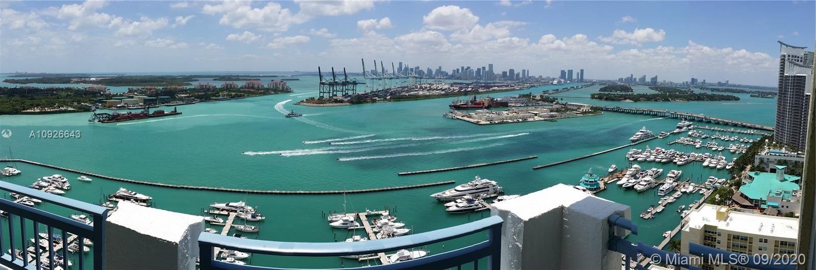 90 Alton Rd #3012, Miami Beach, FL 33139 - #: A10926643