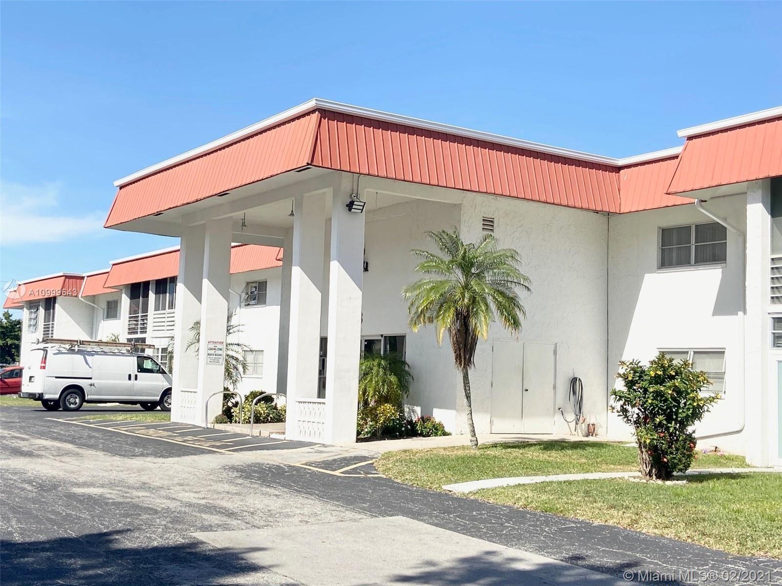 4881 NW 22nd St #A16, Lauderhill, FL 33313 - #: A10999643