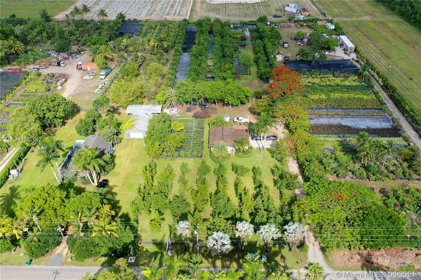24390 SW 162nd Ave, Homestead, FL 33031 - #: A11052643