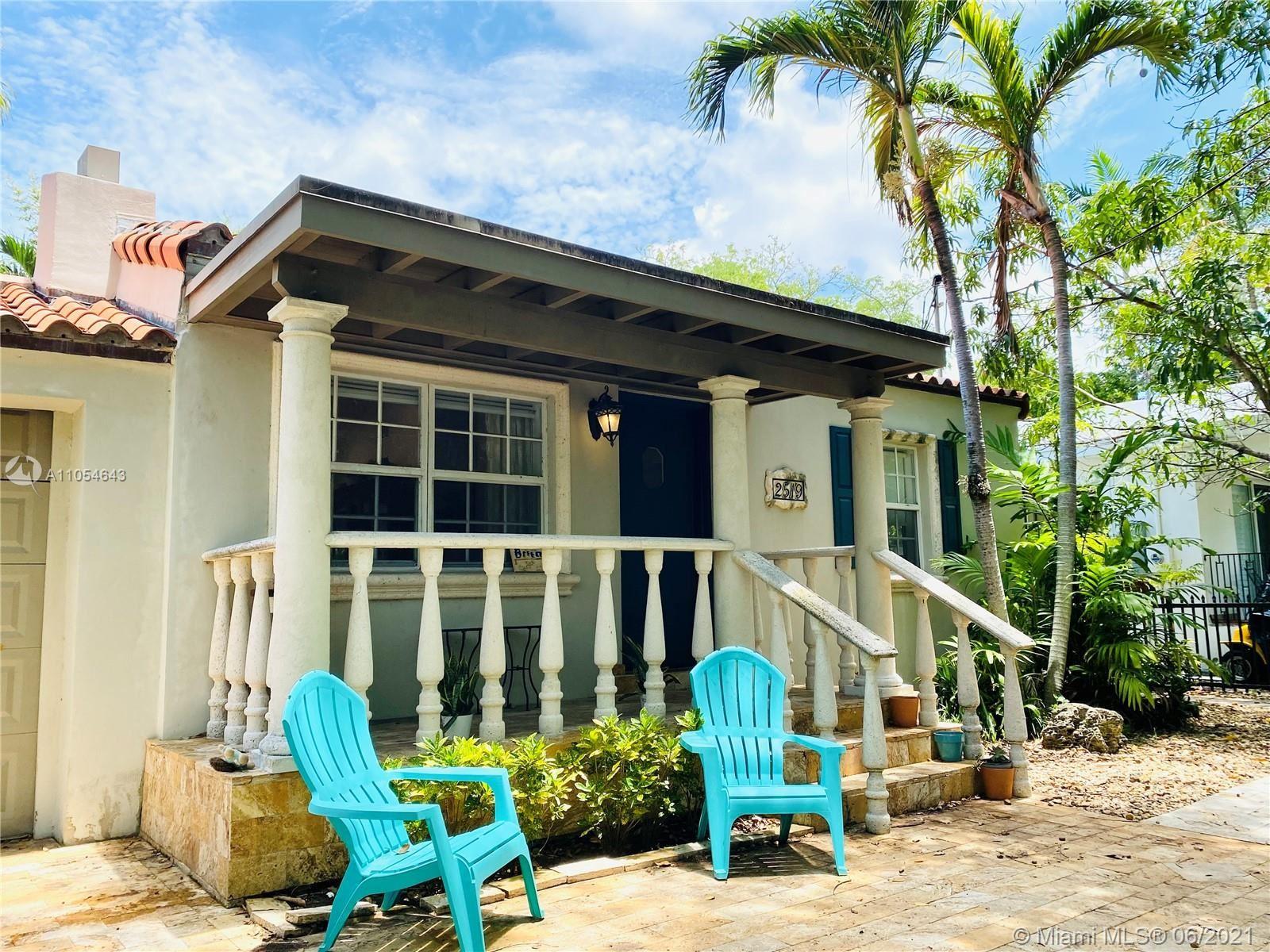 2519 Tequesta Ln, Miami, FL 33133 - #: A11054643