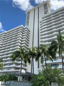 Photo of 3900 Galt Ocean Dr #908, Fort Lauderdale, FL 33308 (MLS # A10636644)