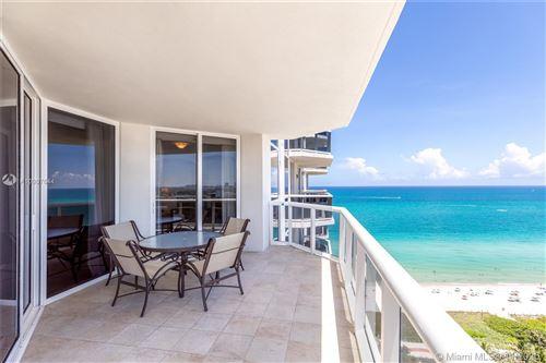 Photo of 4775 Collins Ave #2104, Miami Beach, FL 33140 (MLS # A10907644)