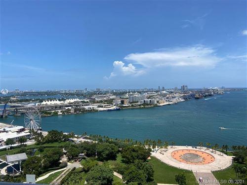 Photo of 50 Biscayne Blvd #3006, Miami, FL 33132 (MLS # A11087644)