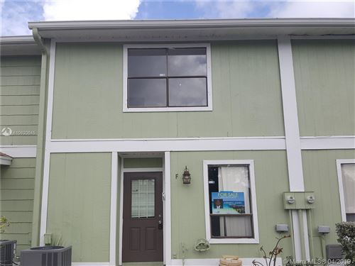 Photo of 5508 Cannon Way #F, West Palm Beach, FL 33415 (MLS # A10620645)