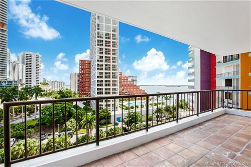 Photo of 1581 Brickell Ave #508, Miami, FL 33129 (MLS # A10927645)