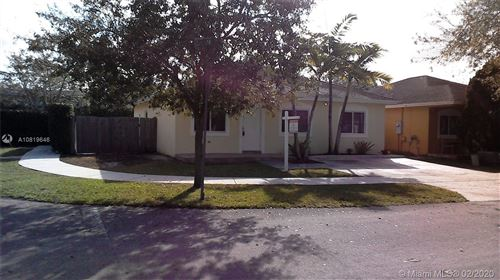 Photo of Listing MLS a10819646 in 201 SW 15th Pl Homestead FL 33030