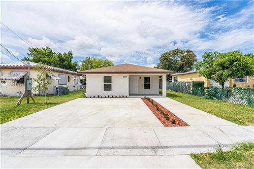 Photo of 1369 NW 72 ST, Miami, FL 33147 (MLS # A10977646)