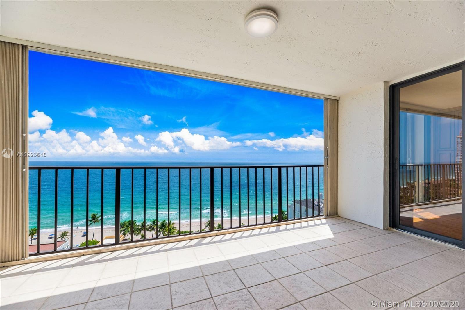 1905 N Ocean Blvd #16C, Fort Lauderdale, FL 33305 - #: A10923646