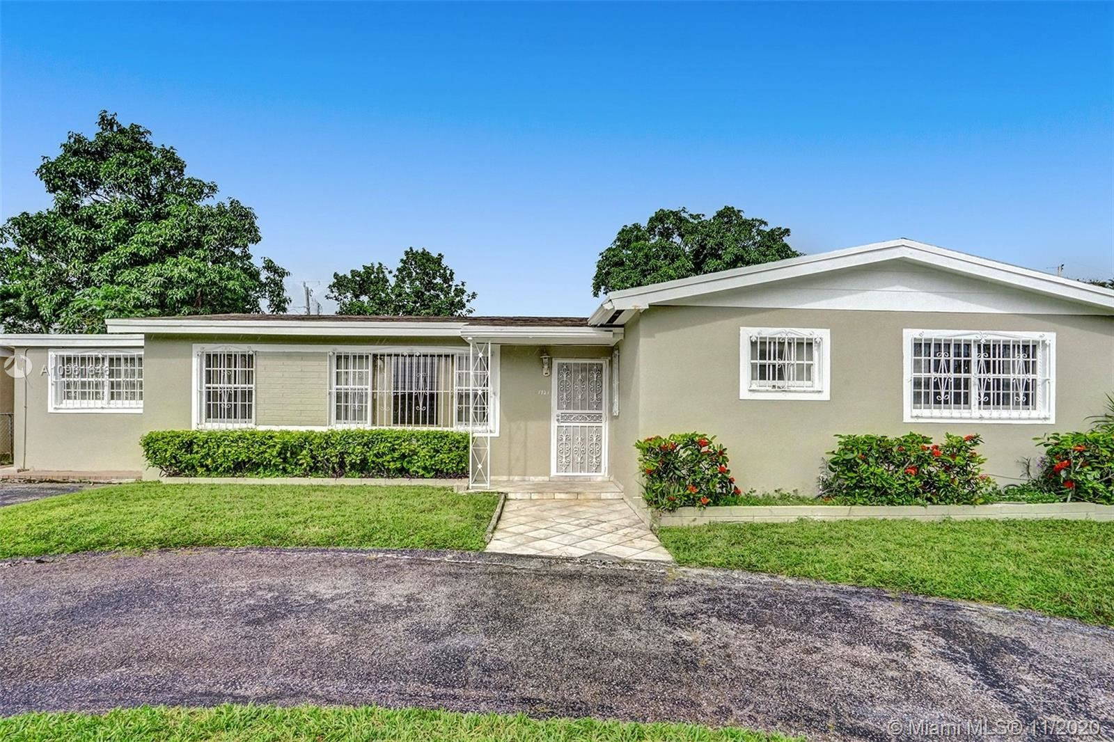 1721 NW 187 ST, Miami Gardens, FL 33056 - #: A10961646