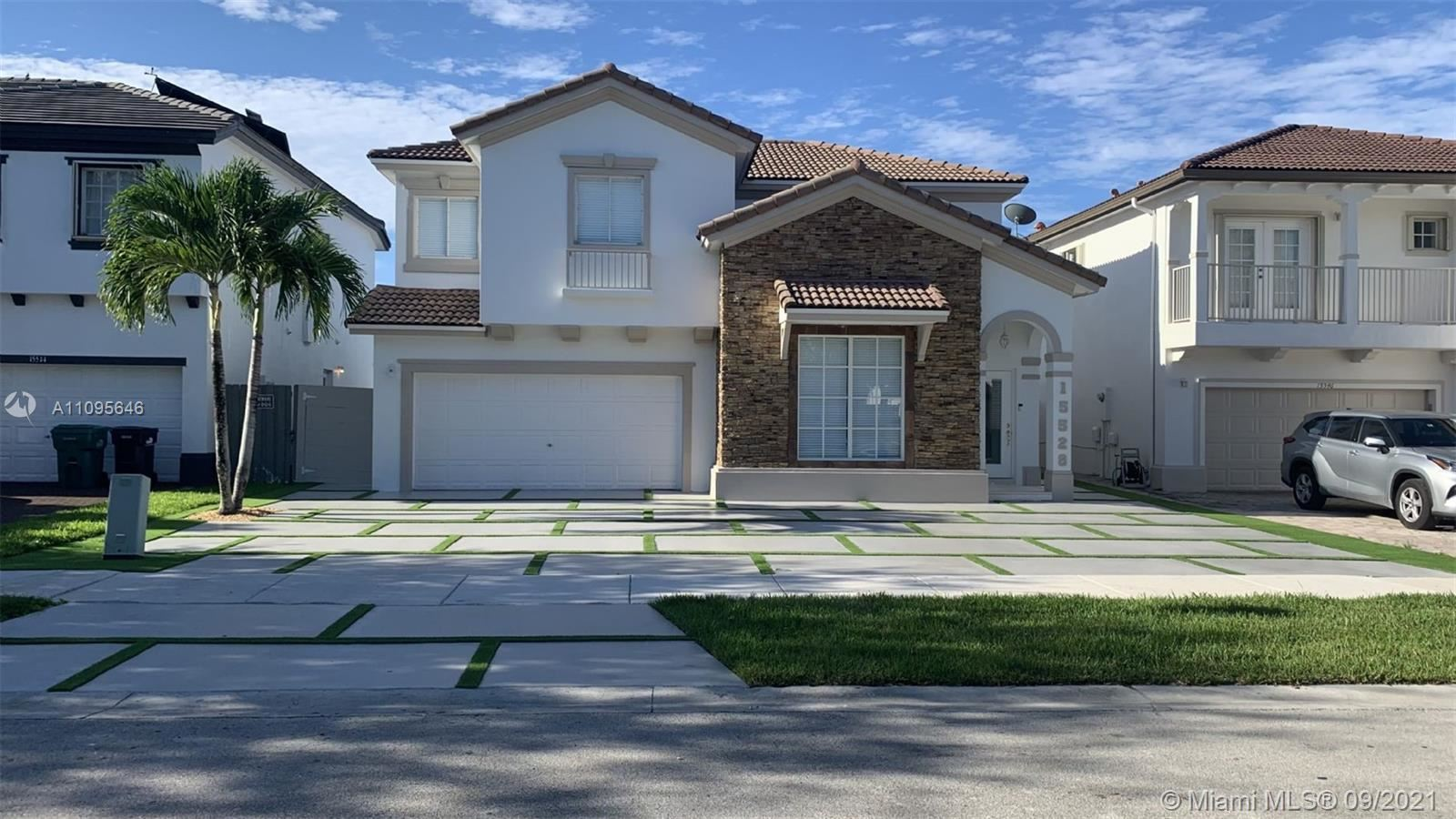 15528 SW 16th St, Miami, FL 33185 - #: A11095646